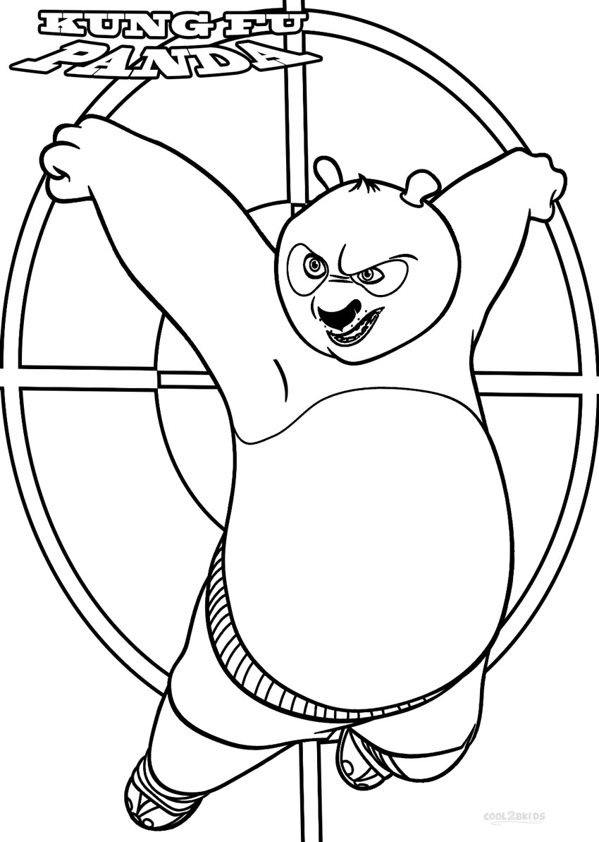 850x1193 Printable Kung Fu Panda Coloring Pages For Kids