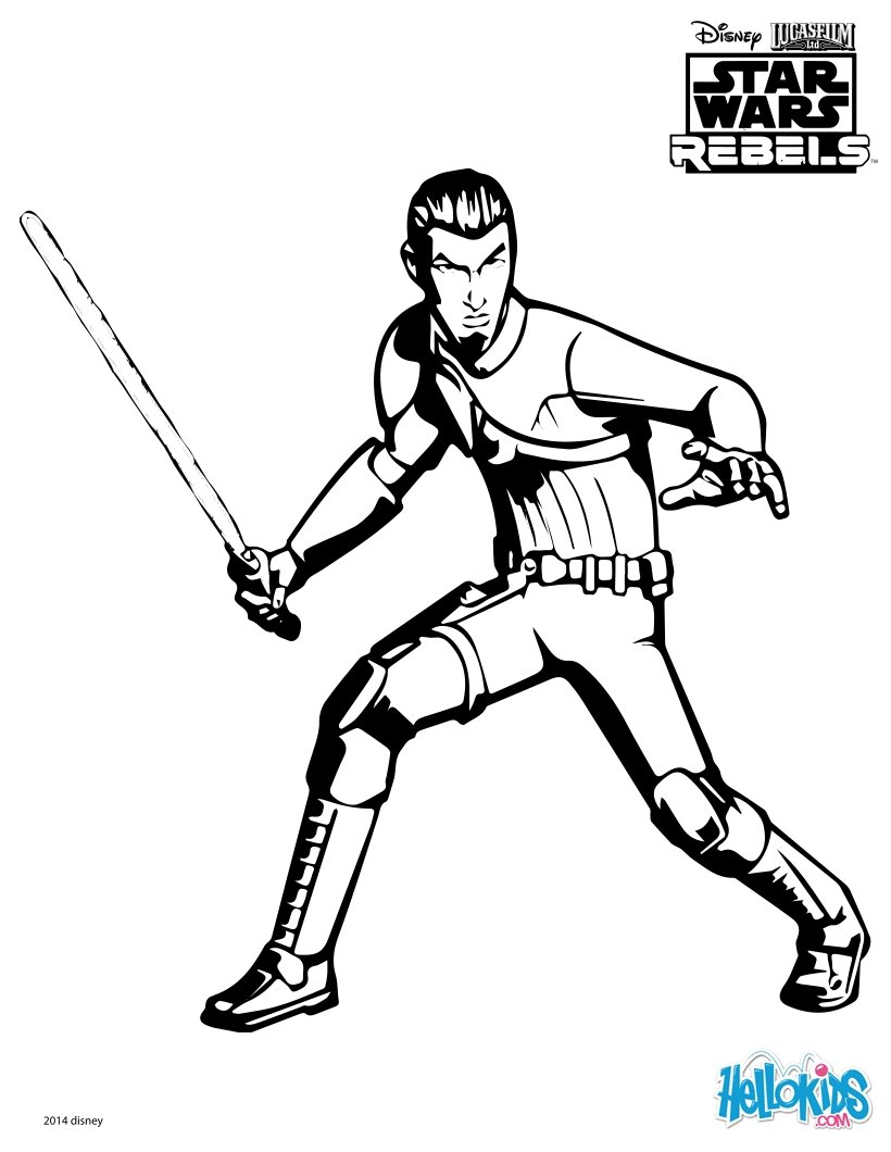 Kylo Ren Coloring Page At Getdrawings Com Free For Personal Use