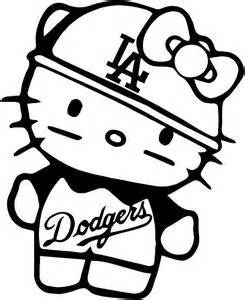 245x300 Dodgers Baseball Logo Coloring Page Coloring Pages Sew Cute