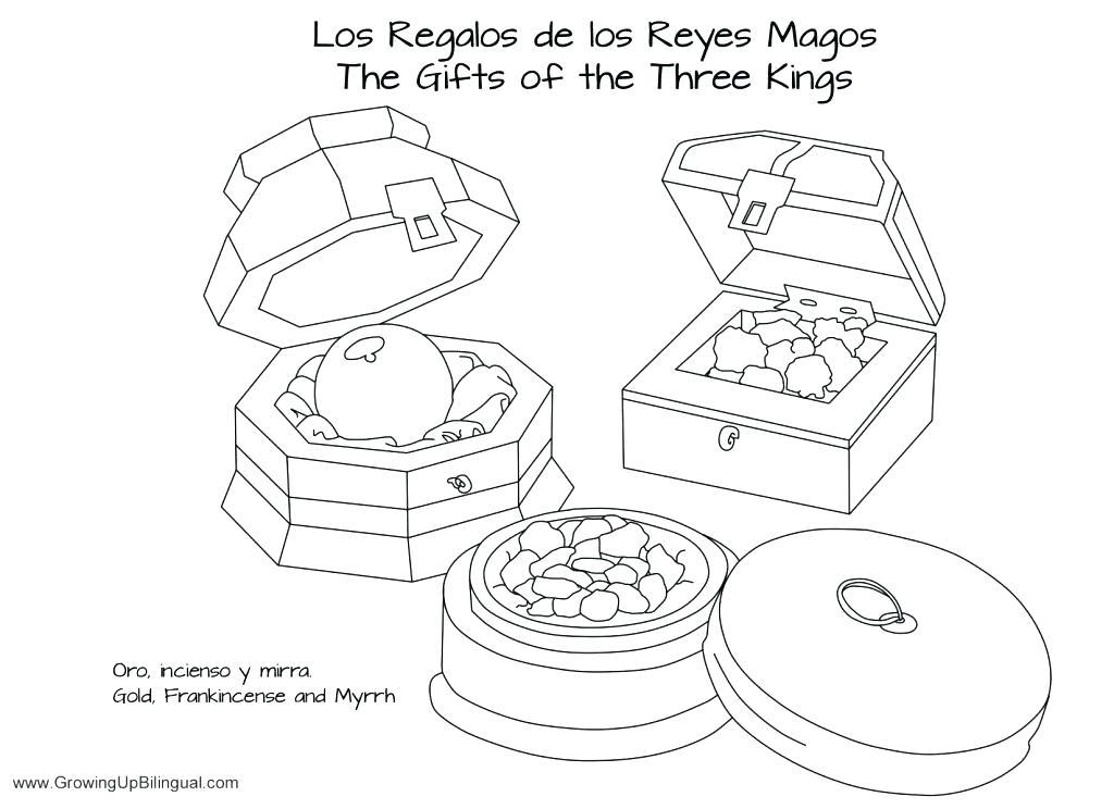 1024x744 La Kings Colouring Pages Three Wise Men Coloring Page Traditions