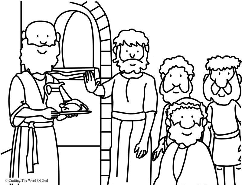800x614 Daniel Refused The Kings Food