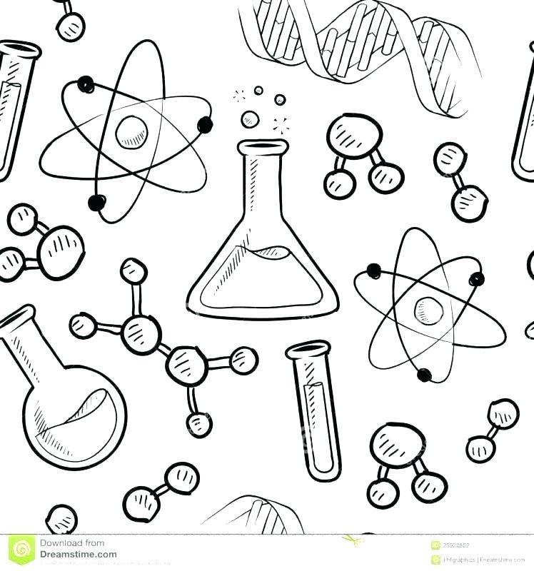 748x800 Scientist Coloring Pages Scientist Coloring Page Black Lab