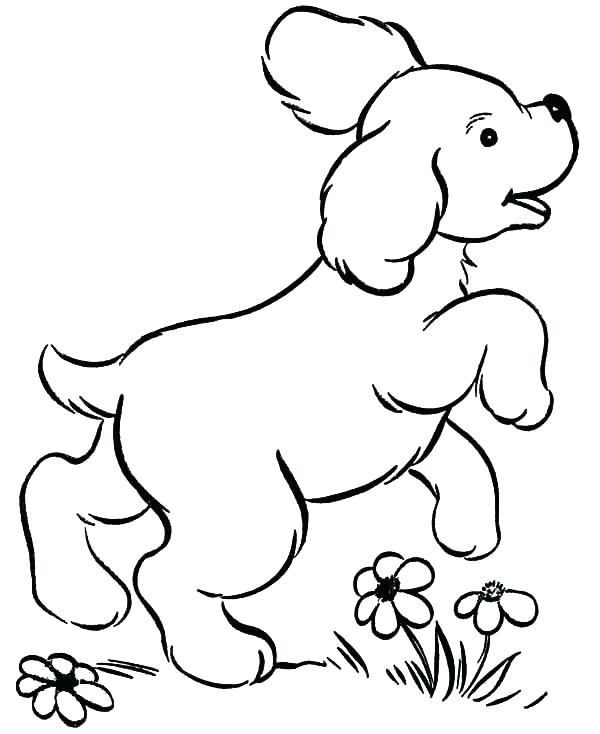 600x734 Realistic Dog Coloring Pages Realistic Dog Coloring Pages Dogs