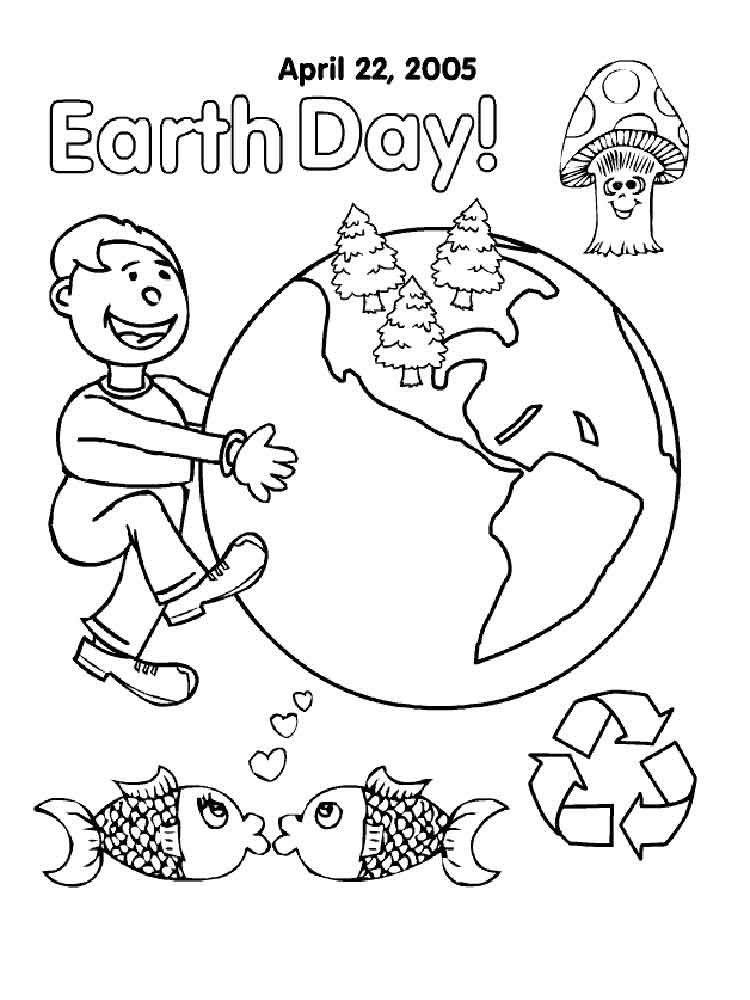 750x1000 Labor Day Coloring Pages New Earth Day Coloring Pages Free