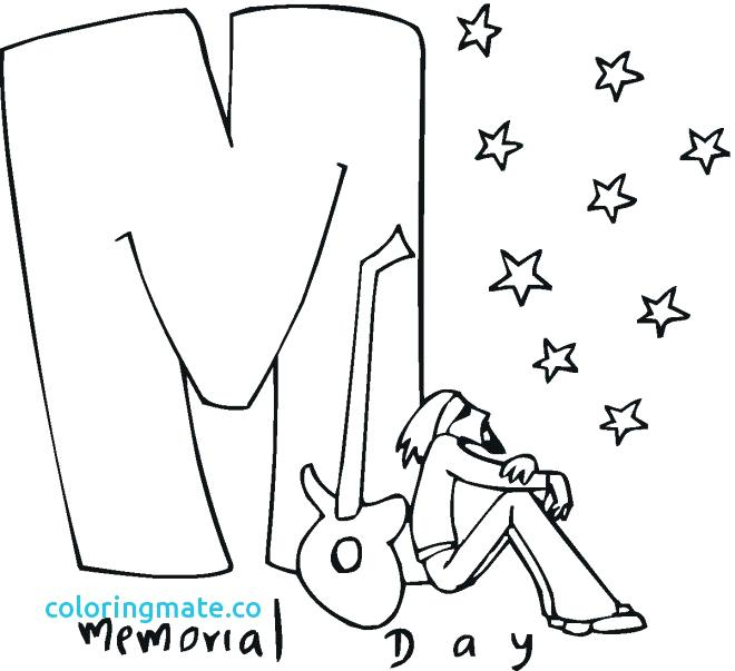 660x603 Memorial Day Coloring Pages Free Day Coloring Pages Labor Day