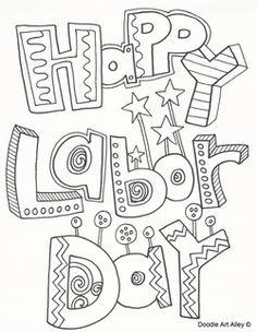 236x304 Labor Day Coloring Pages Labour, Songs And School