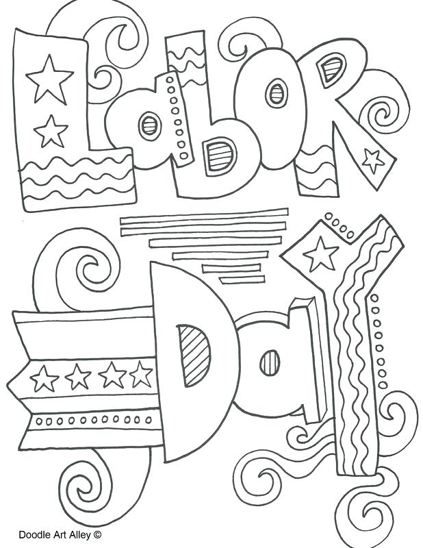 618x800 Labor Day Coloring Pages Labor Day Coloring Pages Printable Free