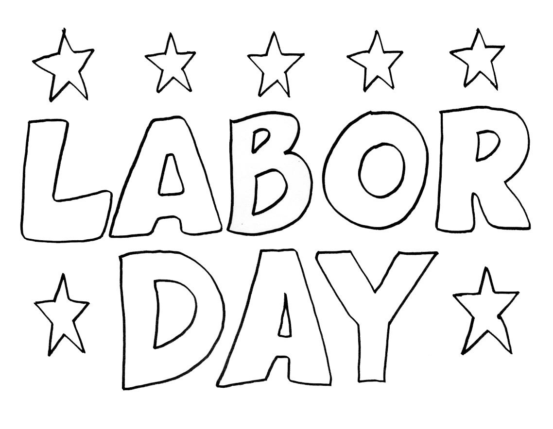 1138x884 Free Labor Day Coloring Pages