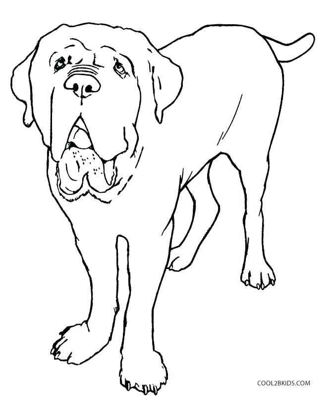 670x815 Dog Coloring Page Color Dog Coloring Page Dog Pictures Coloring