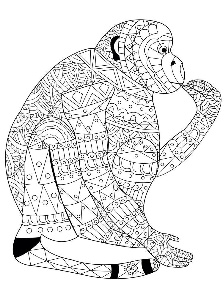 Lace Coloring Pages
