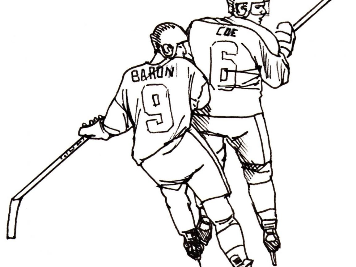1152x864 Outstanding Sports Drawings For Kids Ideas