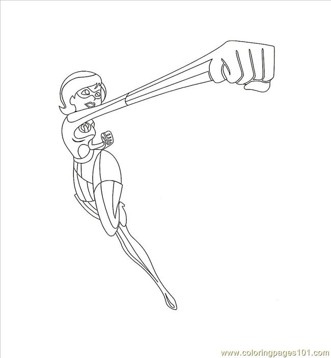 650x704 Coloring Page