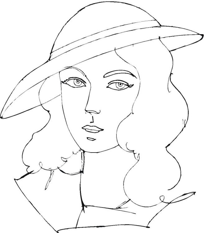 659x750 Women Coloring Pages I Love Fun Sketches And Woman