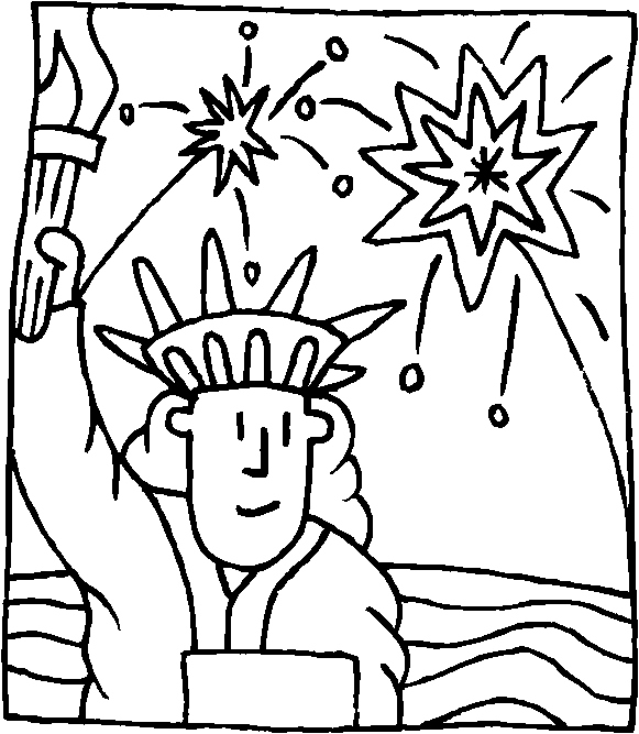 581x667 Statue Of Liberty Coloring Page Inspirational Free Daniel Golden