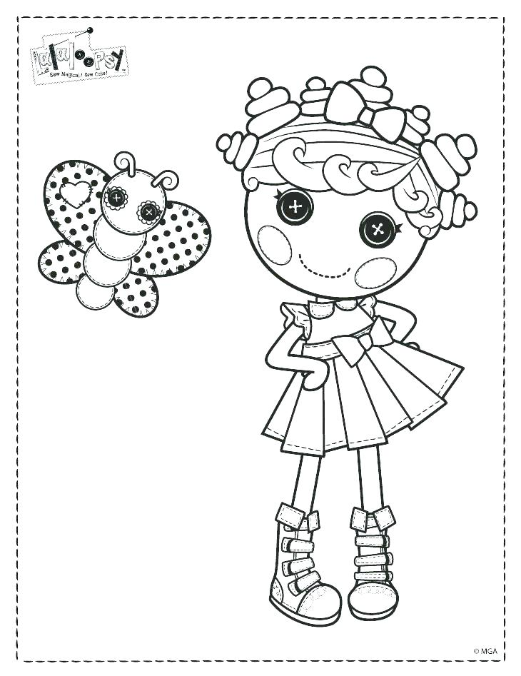 730x947 Lalaloopsy Coloring Pages Coloring Pages Coloring Pages Coloring
