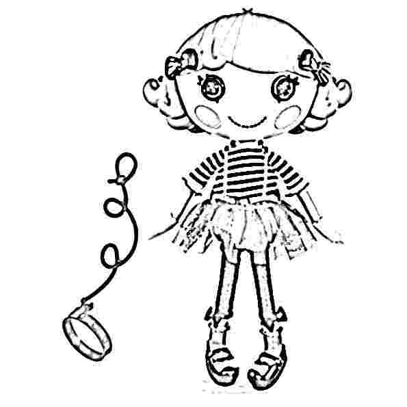 595x595 Lalaloopsy Coloring Pages Colouring Pages