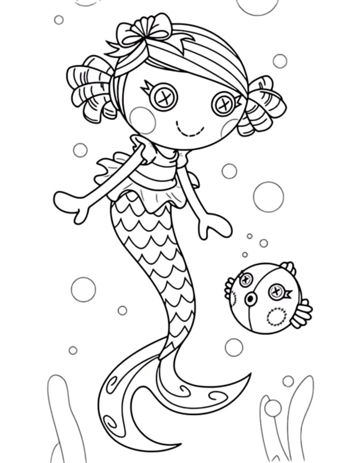 707x909 Lalaloopsy Coloring Pages Coloring Pages Crumbs Sugar Cookie