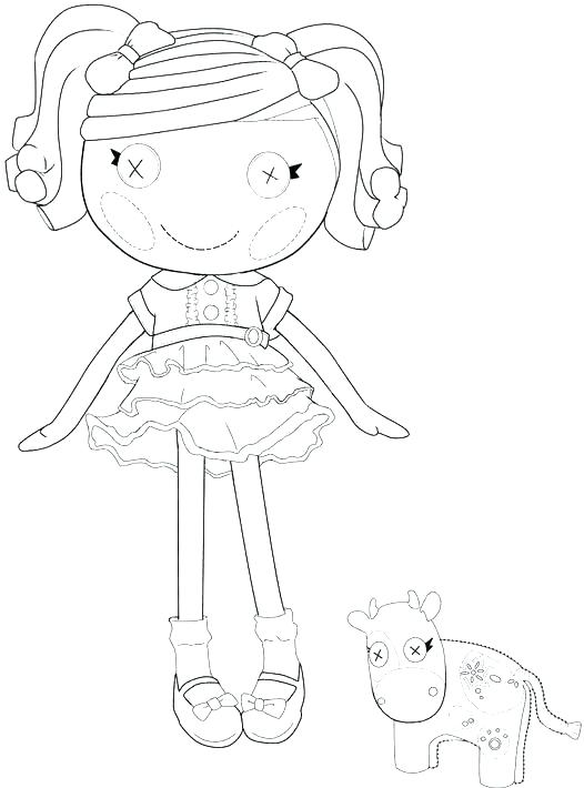 526x710 Lalaloopsy Coloring Pages Luxury Ideas Free Printable Coloring