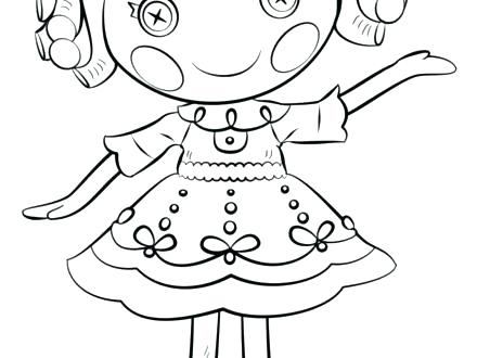 440x330 Lalaloopsy Coloring Books And This Is Coloring Page Images