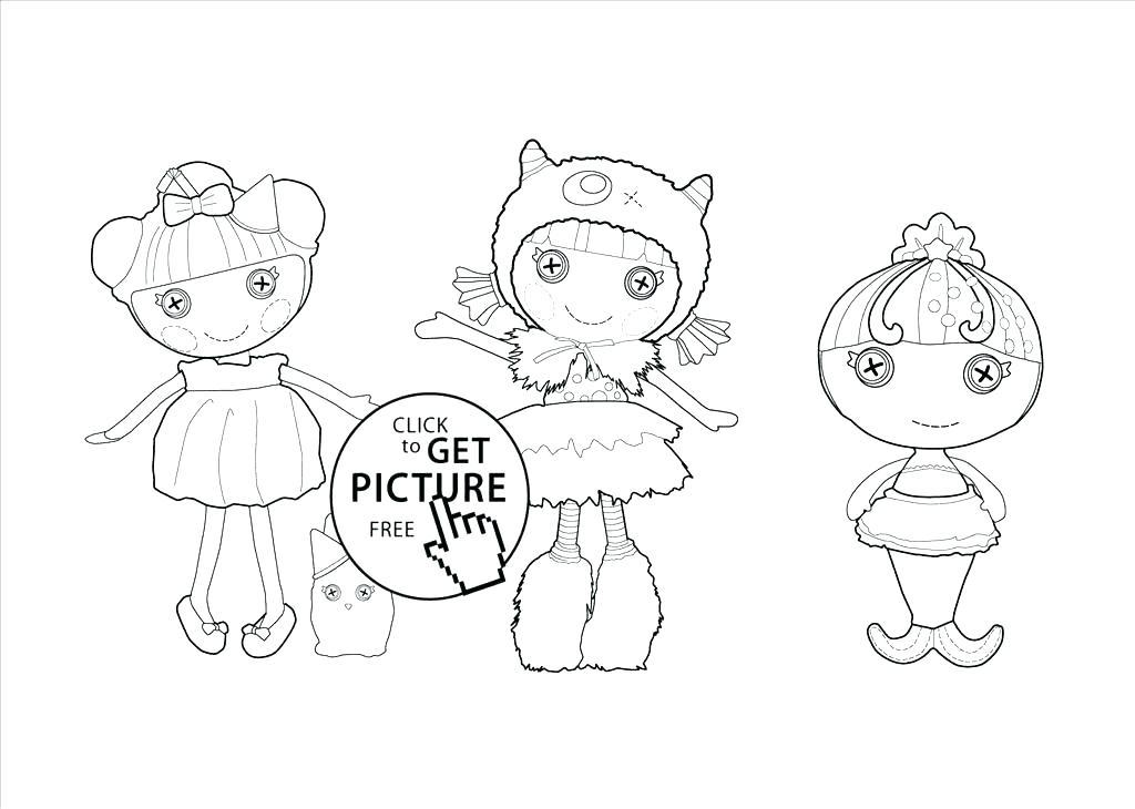 Lalaloopsy Dolls Coloring Pages at GetDrawings.com | Free ...
