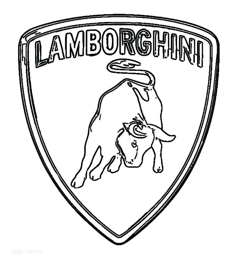 Lambhini Reventon Coloring Pages at GetDrawings