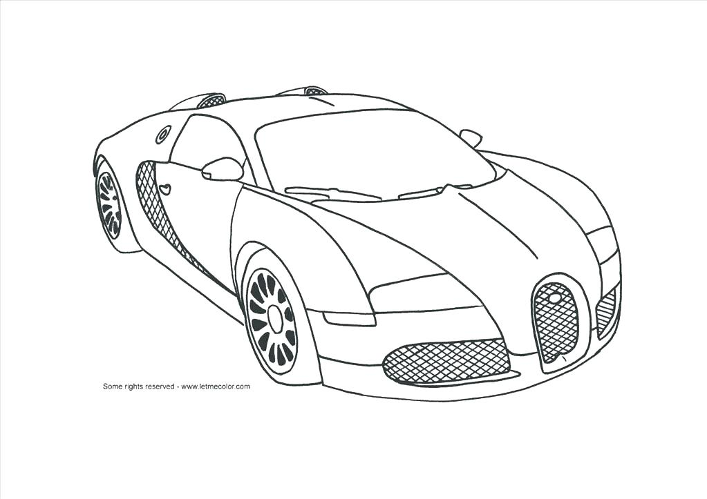 Lamborghini Veneno Coloring Pages At Getdrawings Com Free