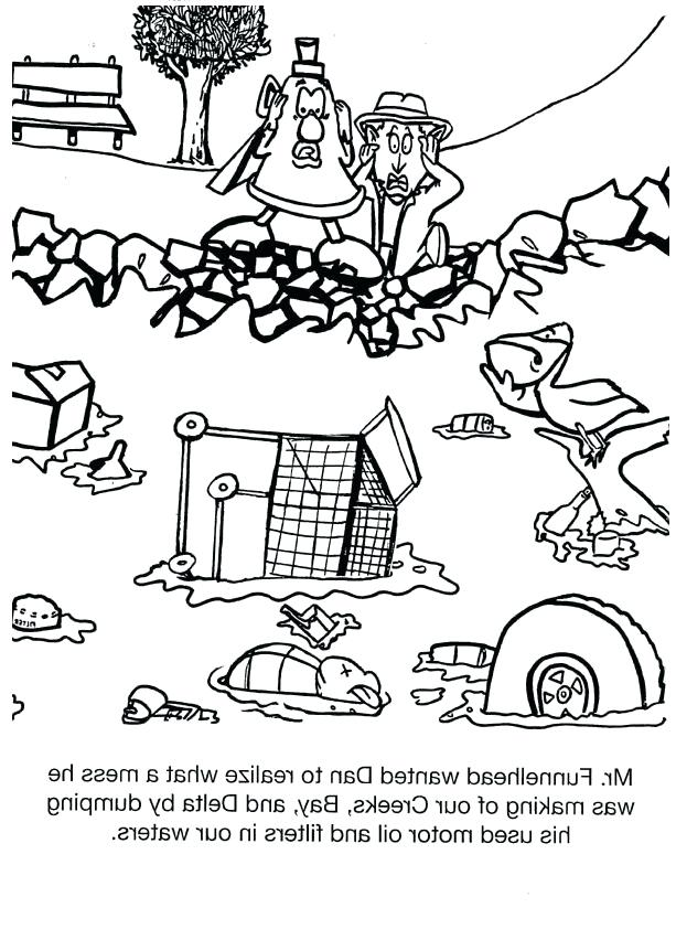 613x842 Land And Water Coloring Page Coloring Pages Land And Water Forms
