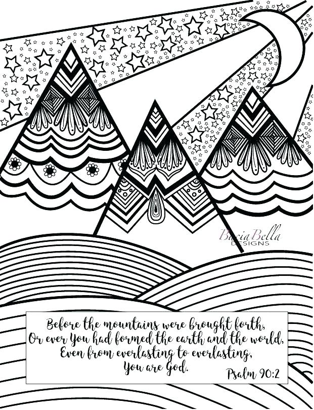 621x810 Landscape Coloring Pages Landscape Coloring Pages For Adults