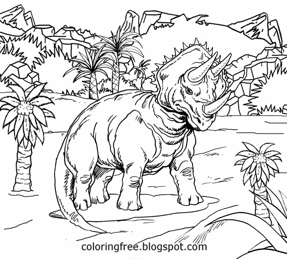 1000x900 Growth Landscape Coloring Pages For Kids Free