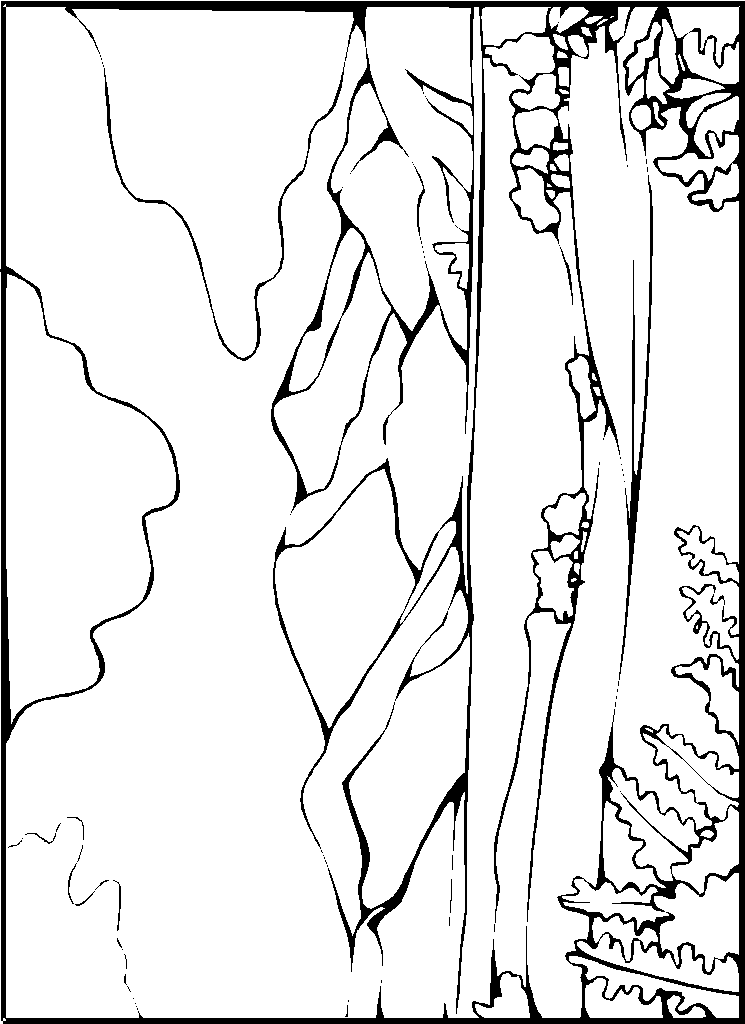 745x1024 Kids N Coloring Pages Of Landscapes