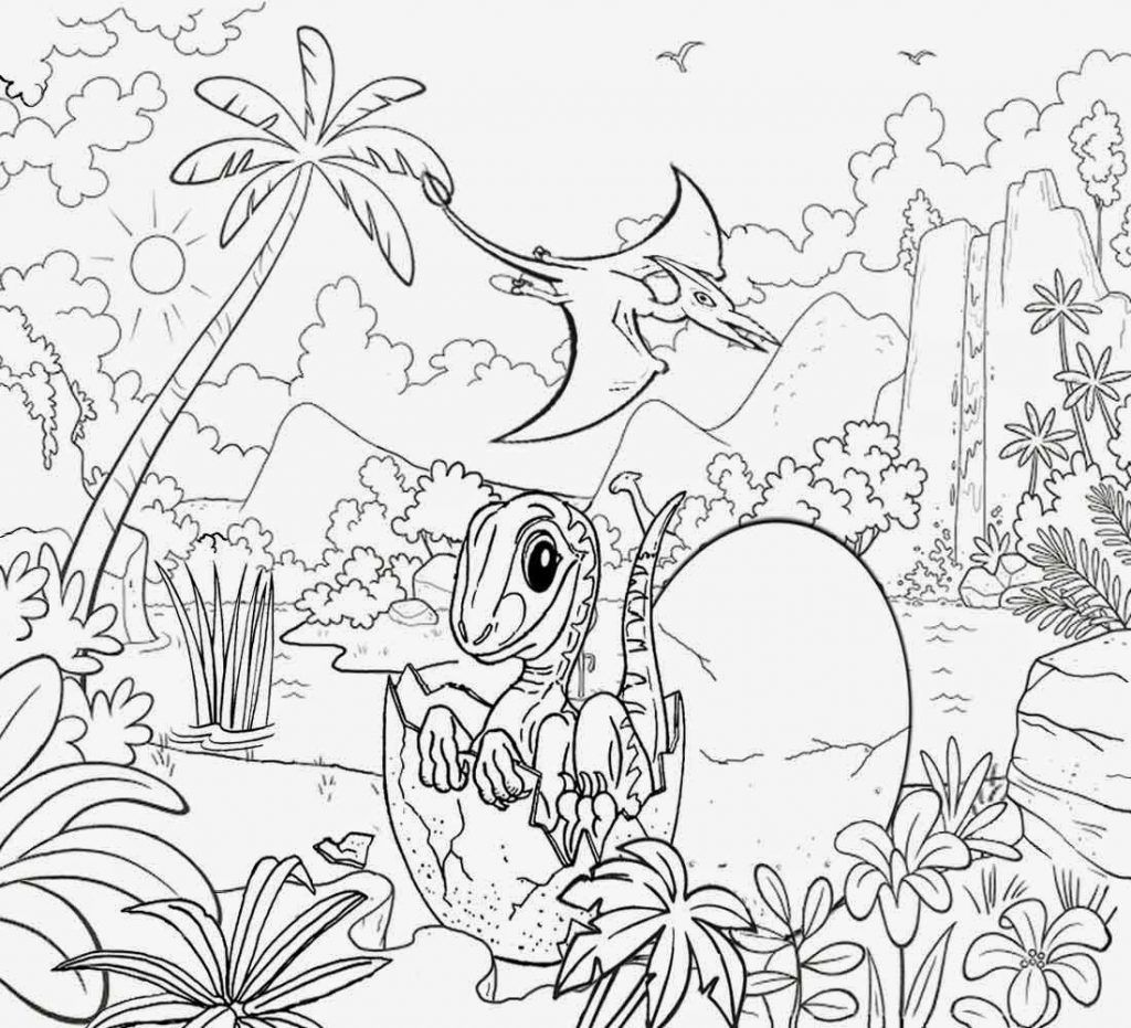 1024x931 Astonishing Scenery Nature Island Coloring Pages Print Printable