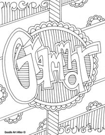 216x279 Language Arts Coloring Pages And Printables