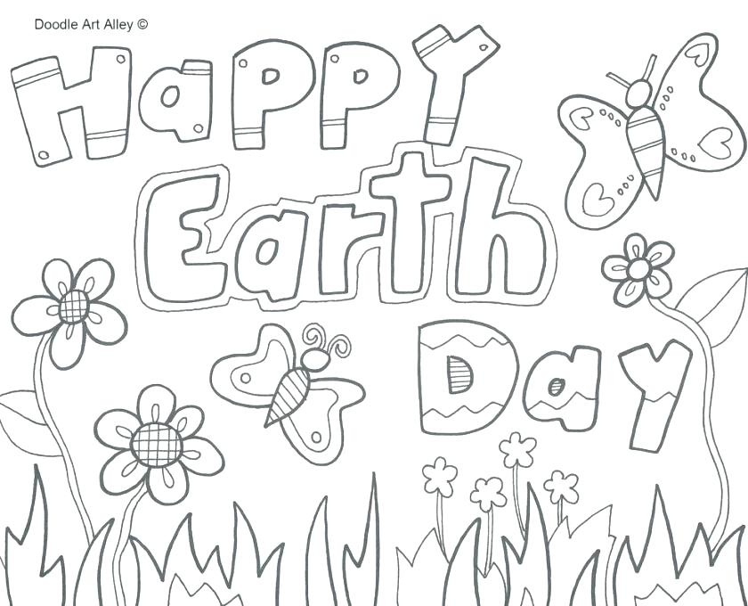 840x680 Earth With Earth Day Worksheets Earth Day Activities For Middle