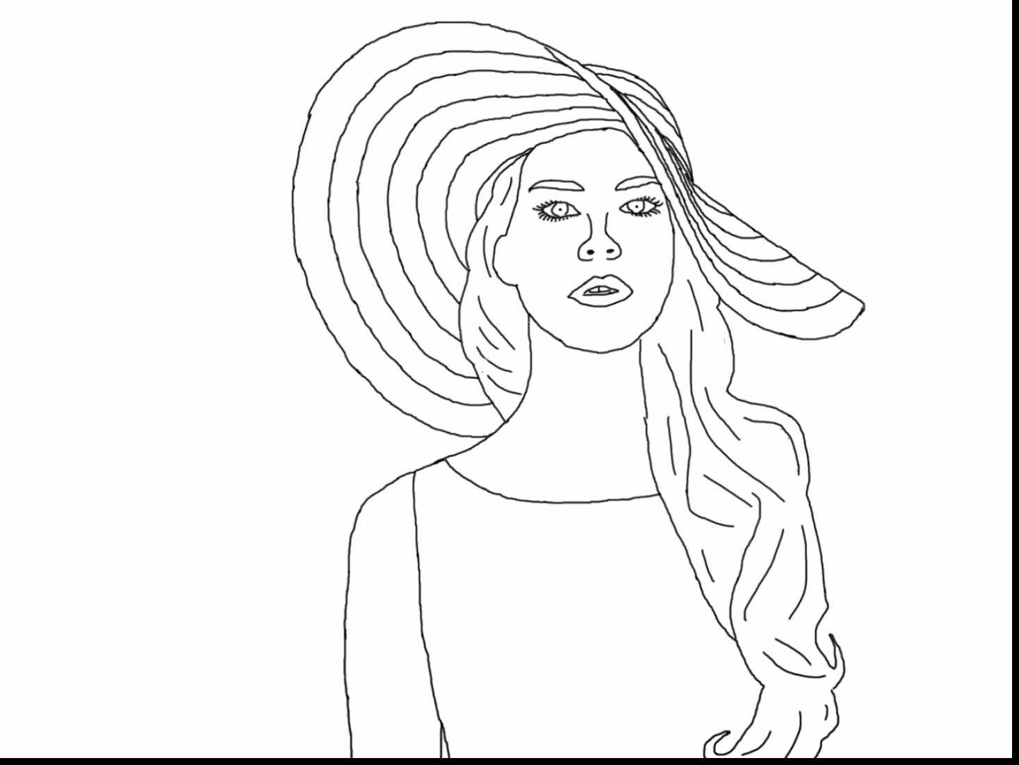 1466x1100 Mona Lisa Coloring Page Inspirational Celebrity Coloring Pages