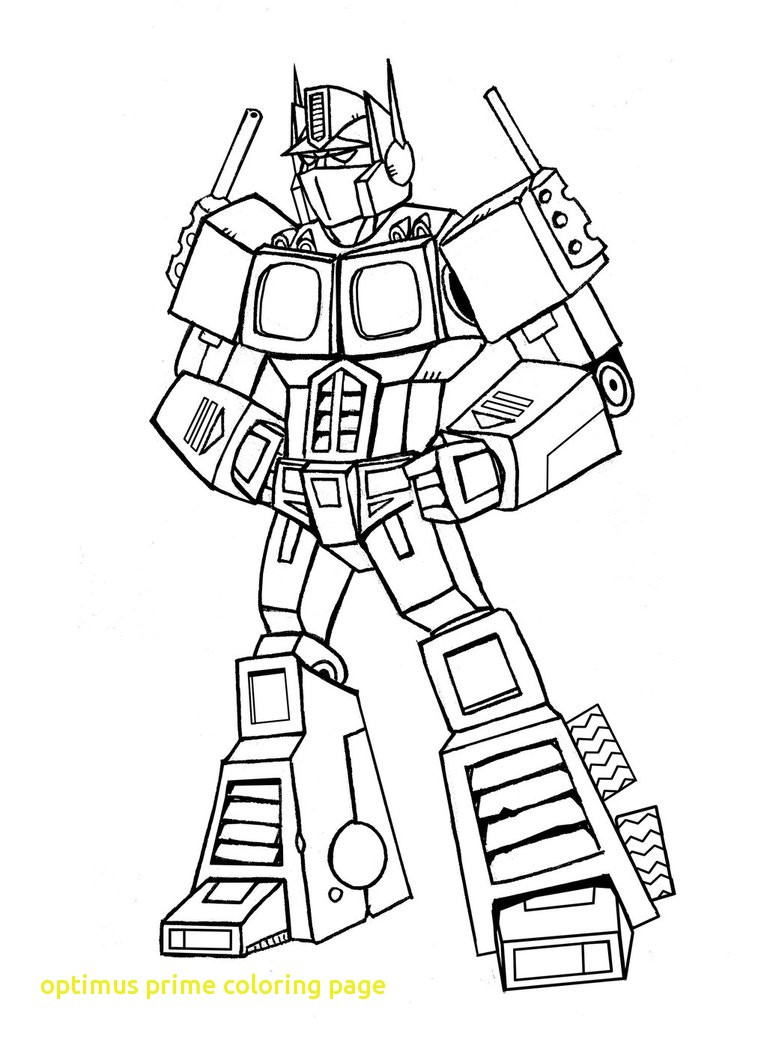 767x1042 Optimus Prime Coloring Page With Wallpaper Laptop Mayapurjacouture
