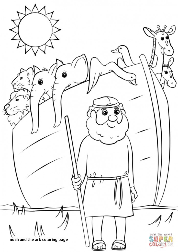 728x1029 Best Of Noah And The Ark Coloring Pages Noah Ark Coloring Pages