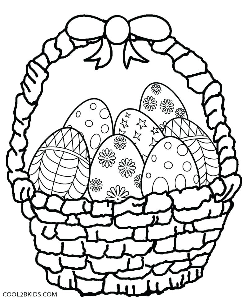 800x968 Spring Easter Coloring Pages Knot Egg Coloring Page Free Printable