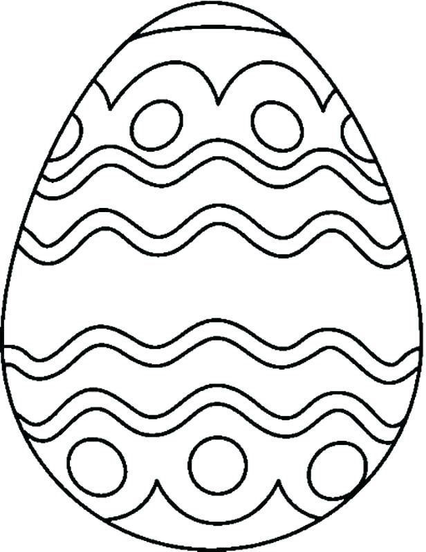 616x799 Coloring Pages Of Eggs Egg Coloring Book And Best Free Coloring