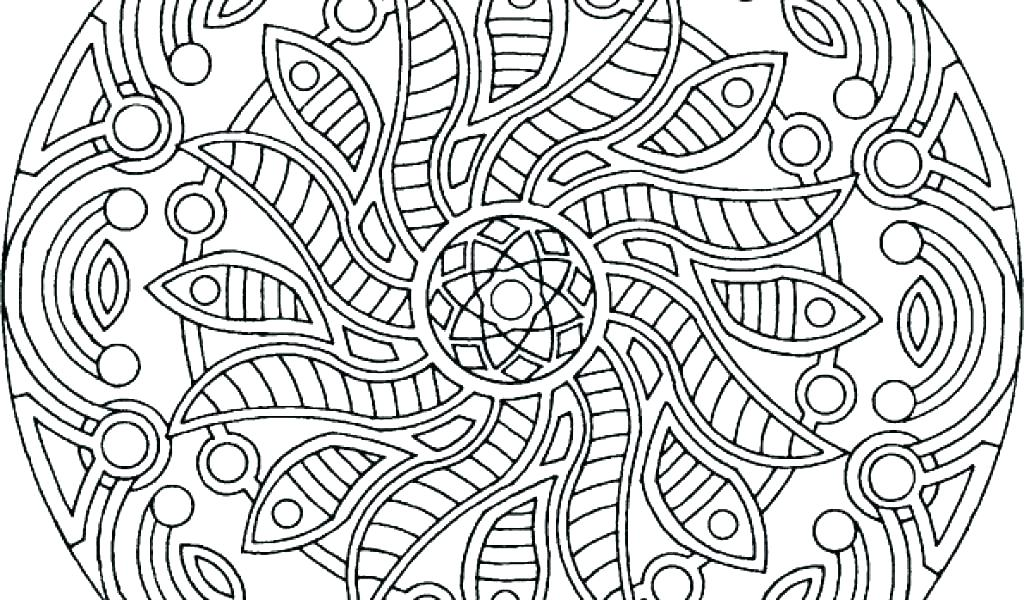 Large Printable Coloring Pages At GetDrawings Free Download
