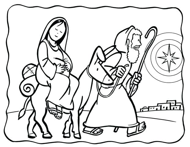 621x480 Las Posadas Coloring Pages Coloring Pages Club Las Posadas