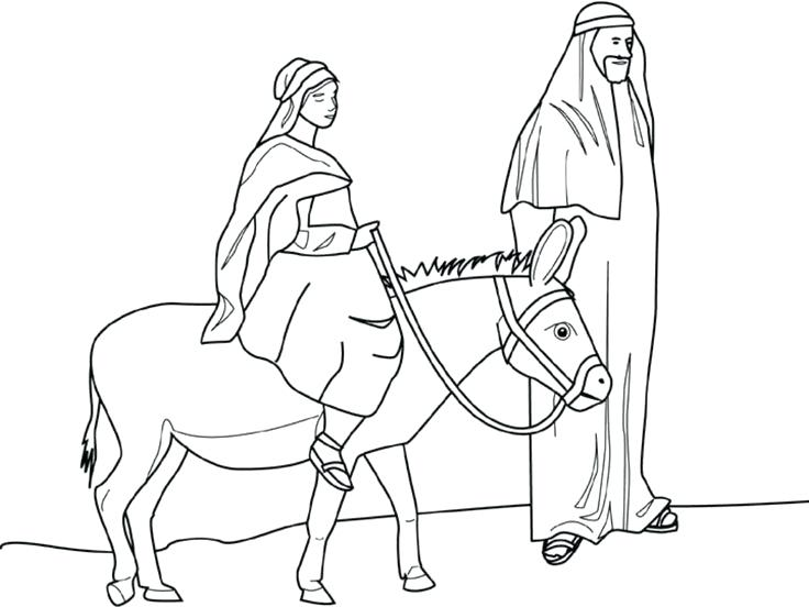 736x552 Las Posadas Coloring Pages Coloring Pages Coloring Pages Free Las