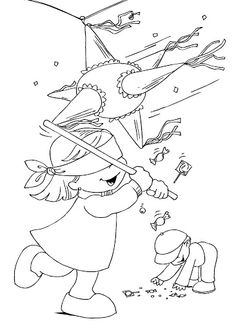 236x330 Coloring Pages January Las Posadas January