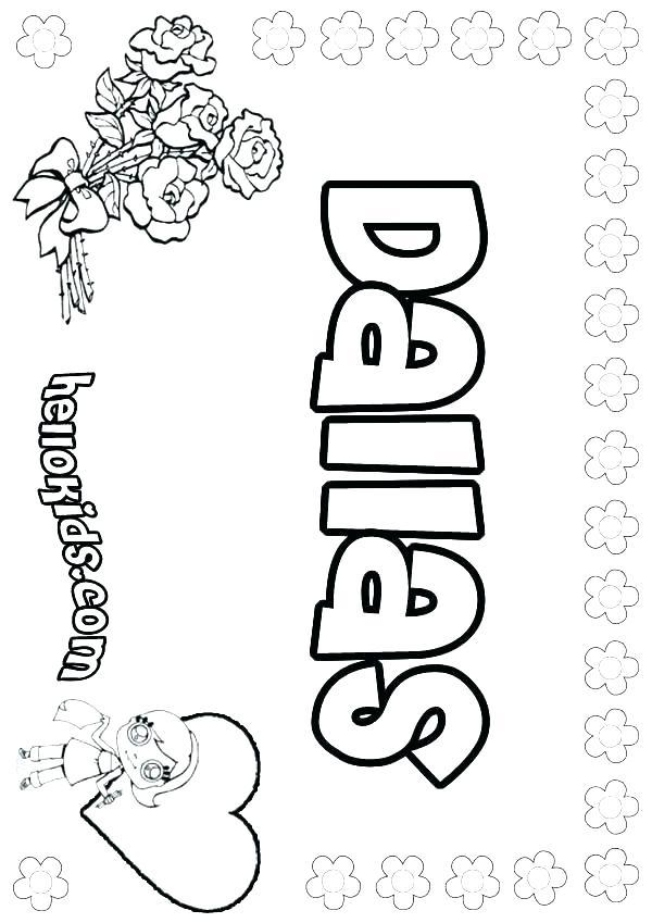 600x849 Dallas Cowboy Coloring Pages Vector Of A Cartoon Lasso Cowboy