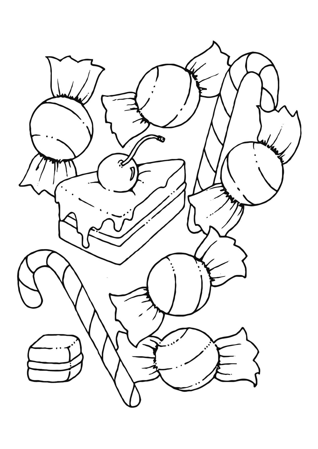 1240x1750 Candy Candy Lasso Anime Coloring Pages For Kids New Drawn Candy