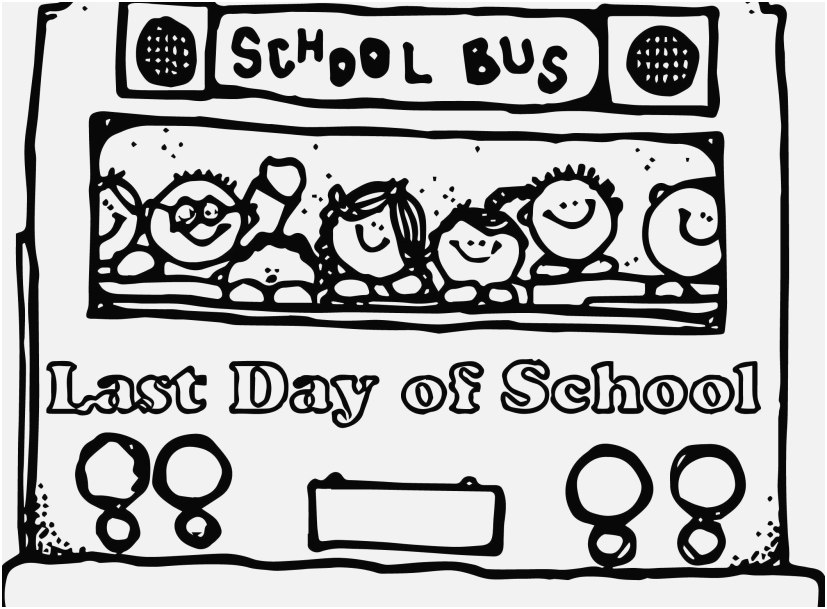 Last Day Of School Coloring Pages at GetDrawings.com | Free for ...