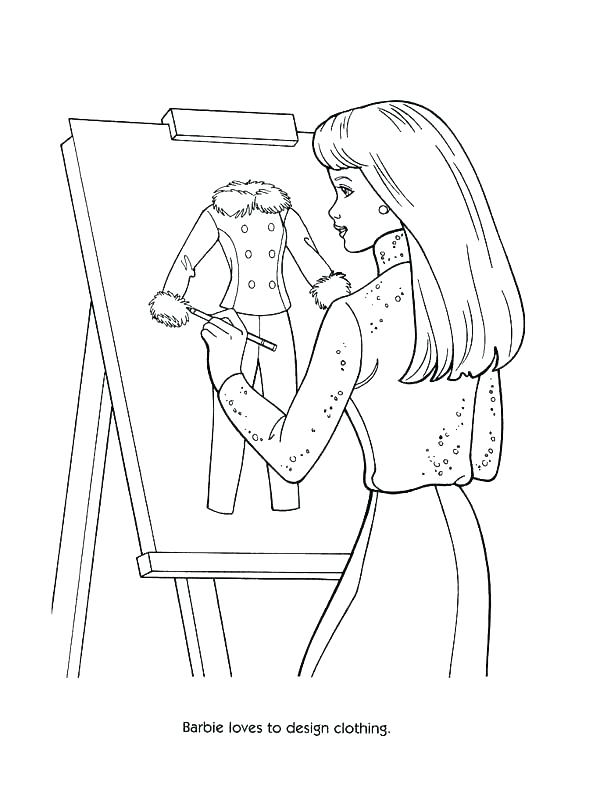 600x800 Fashion Model Colouring Pages Elegant Design Coloring Or Clothing