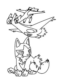 236x333 Pokemon Advanced Coloring Pages Color Pokemon Groups