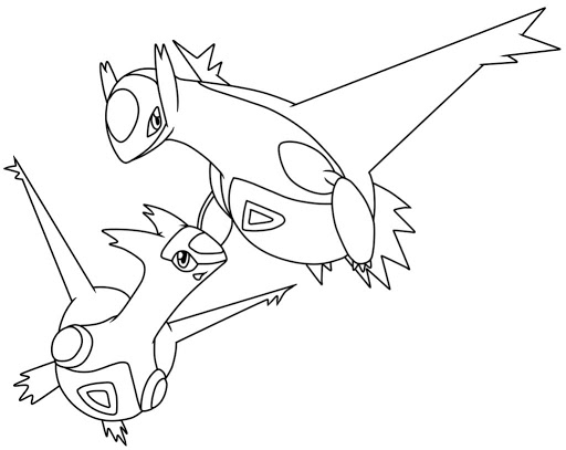 512x407 Unique Pokemon Coloring Pages Eevee Evolutions Glaceon Pictures