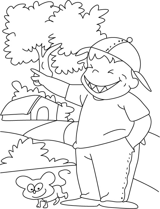 547x715 Laughing Coloring Page Download Free Laughing Coloring Page
