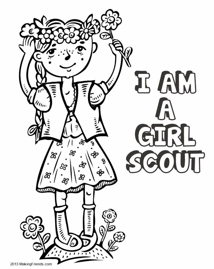 750x943 Madagascar Thinking Day Download Girl Scout Law, Coloring Books